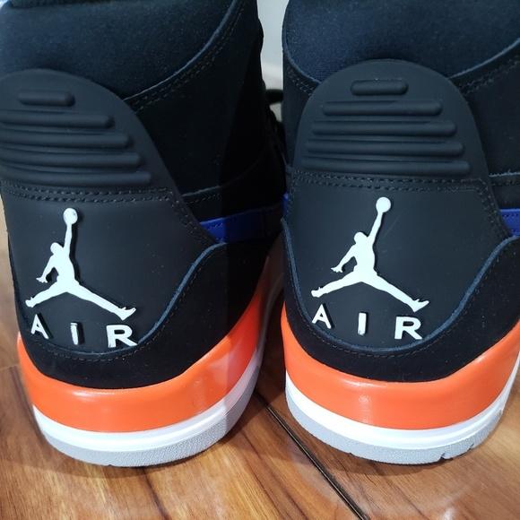 Air Jordan Legacy 32 Ny Knicks Sneakers